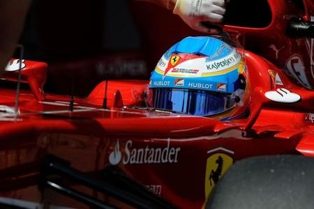 Fernando Alonso se queda a las puertas del podio