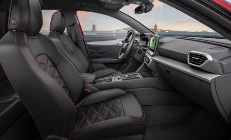 SEAT Leon 2020 Prueba Contacto interior