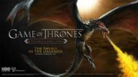 Los dragones llegarán a Game of Thrones: A Telltale Games Series con el próximo episodio