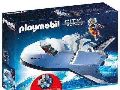 Lanzadera espacial de Playmobil por 30,39 euros con envío gratis en Amazon