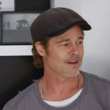 """Los hermanos Scott y Brad Pitt juntos en el primer capítulo de """"Celebrity IOU"""", el nuevo programa de los gemelos más famosos de la televisión"""