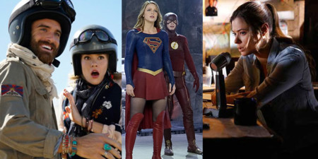 Nuevas series The CW 2016/17: Trailers de 'Frequency', 'No tomorrow'... y 'Supergirl'