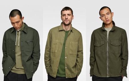 La Sobrecamisa Es La Pieza Clave Para Llevar El Layering En Primavera Palabra De Zara