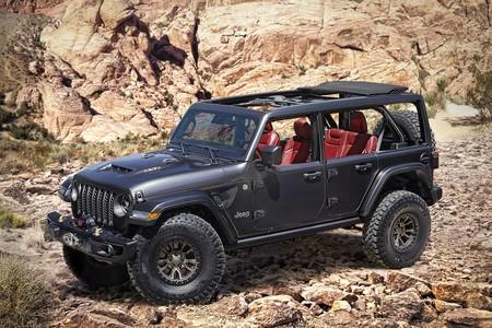 El Jeep Wrangler más bruto con motor V8 de 456 CV ya está en camino, y este Rubicon 392 Concept es el adelanto