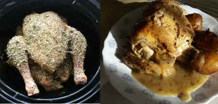 Pollo Crock Pot