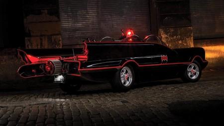 El coche de Batman: el Batmóvil de George Barris