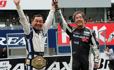 El duelo entre Satoru Nakajima y Kazuyoshi Hoshino acaba en empate