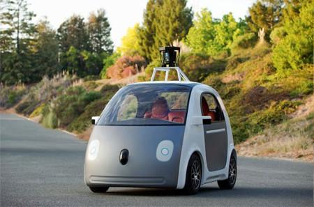 Así es el nuevo coche autónomo de Google