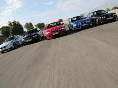 Toda la historia de los BMW Serie 3, en un minuto