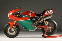 Ducati NCR Mike Hailwood TT en el Motodays de Roma