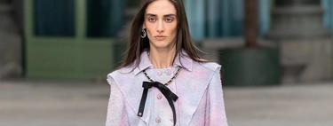 Chanel convierte el Grand Palais en una estación ferroviaria en la primera colección de Virginie Viard