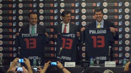 Nuevos narradores y comentaristas para FIFA 13 en Latinoamérica