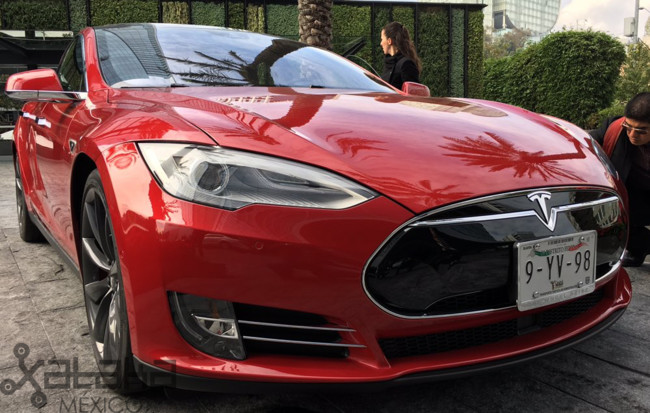 Tesla Motors Llega Oficialmente A Mexico Model S Es El Primer