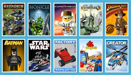Lego: todos los héroes