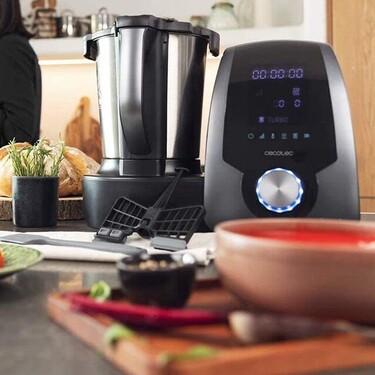 Los robots de cocina ideales para elaborar nuestros menús semanales y practicar batch cooking a la venta en Amazon