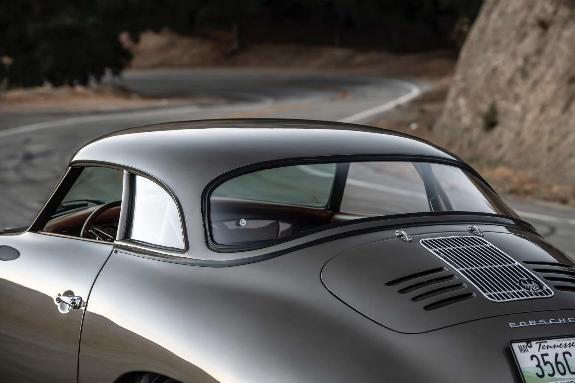 Foto de Emory Motorsports Porsche 356 restomod (24/46)