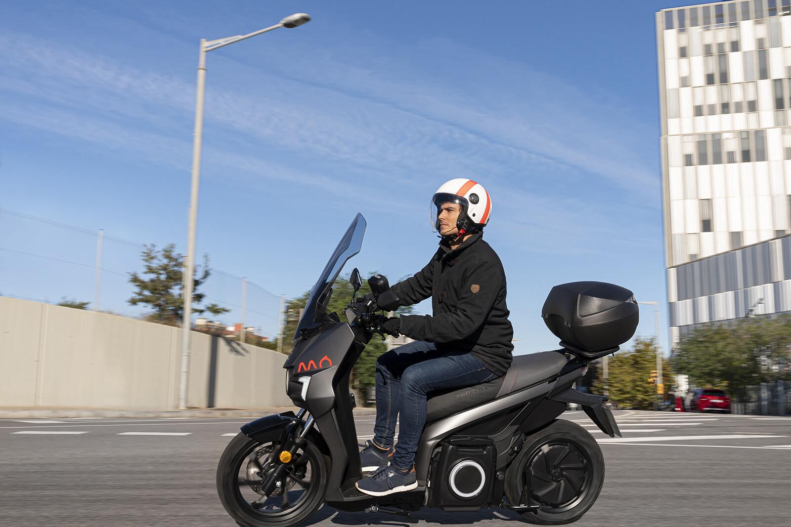 Foto de SEAT MÓ eScooter 125 (59/81)