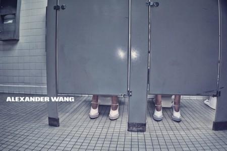 ¿En serio Alexander Wang? ¿Ésta es tu campaña para la primavera-verano 2014?