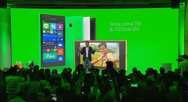 Foto de Nuevos Lumia 830, 730 y 735 (12/31)