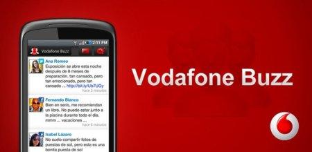 Vodafone Buzz: ahorra MB de tu tarifa de datos al acceder a twitter, facebook y RSS desde tu smartphone