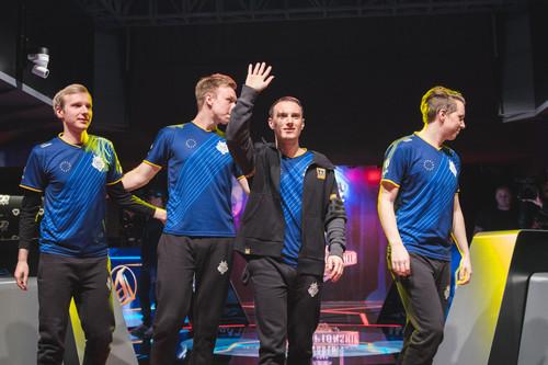 G2 deja dudas y sufre mucho en el segundo día del Play-In de los Worlds 2018 de League of Legends