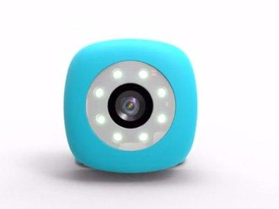 Podo, la cámara bluetooth que se adhiere a cualquier superficie