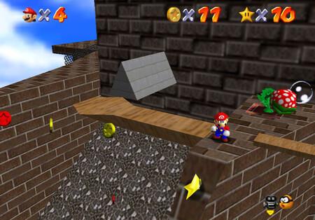 Super Mario 64: cómo conseguir la estrella Blast Away the Wall de Whomp's Fortress