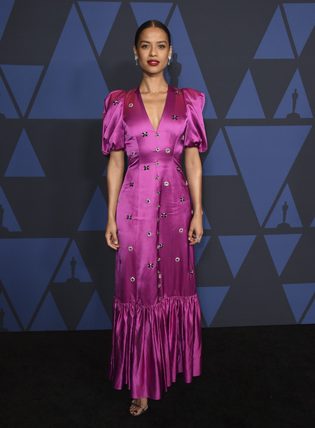 Gugu Mbatha Raw Governors Awards 2019