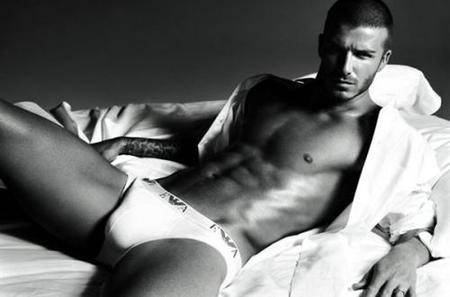 ¿Cuánto le mide a David Beckham? Una periodista intenta averiguarlo