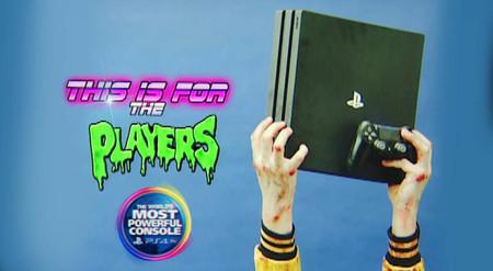 Así sería el spot de PS4 Pro si estuviéramos en los 80