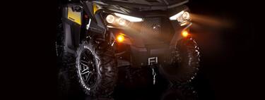Kymco MXU 700: un ATV de casi 40 CV con dirección asistida y válido para el carnet B llegará en junio a España