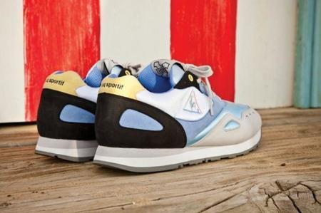 Flash, unas zapatillas retro de Le coq sportif y Sneaker Freaker