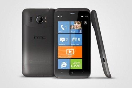 HTC Titan II con cámara de 16 megapíxeles