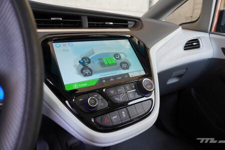 Chevrolet Bolt Ev 2021 Prueba De Manejo Opiniones 45