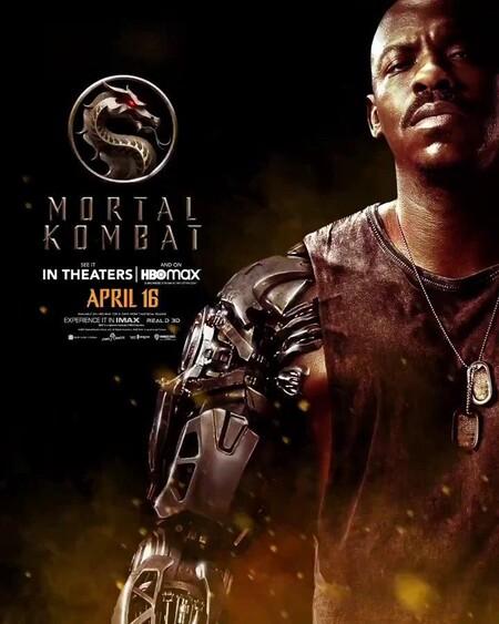 Mortal Kombat Pelicula Poster