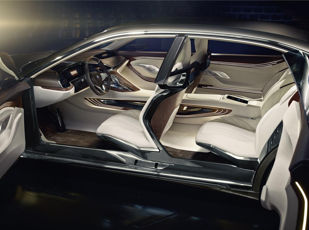 Foto de BMW Vision Future Luxury (29/42)