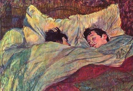 cama mojada