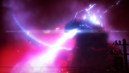 Godzilla Punto Singular
