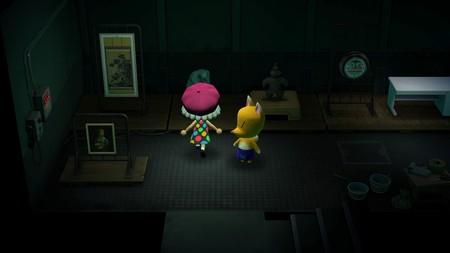Cuidado con los cuadros de Animal Crossing: New Horizons, porque algunos de ellos ¡están encantados!