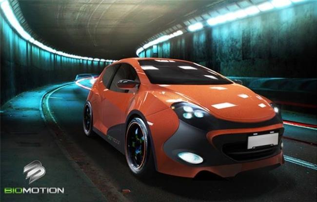 Foto de BioMotion ALUX Concept: Un nuevo auto mexicano en camino (1/6)
