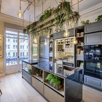 Cupa Stone presenta novedades en encimeras de cocina en los espacios de Whirlpool y Línea 3 de Casa Decor