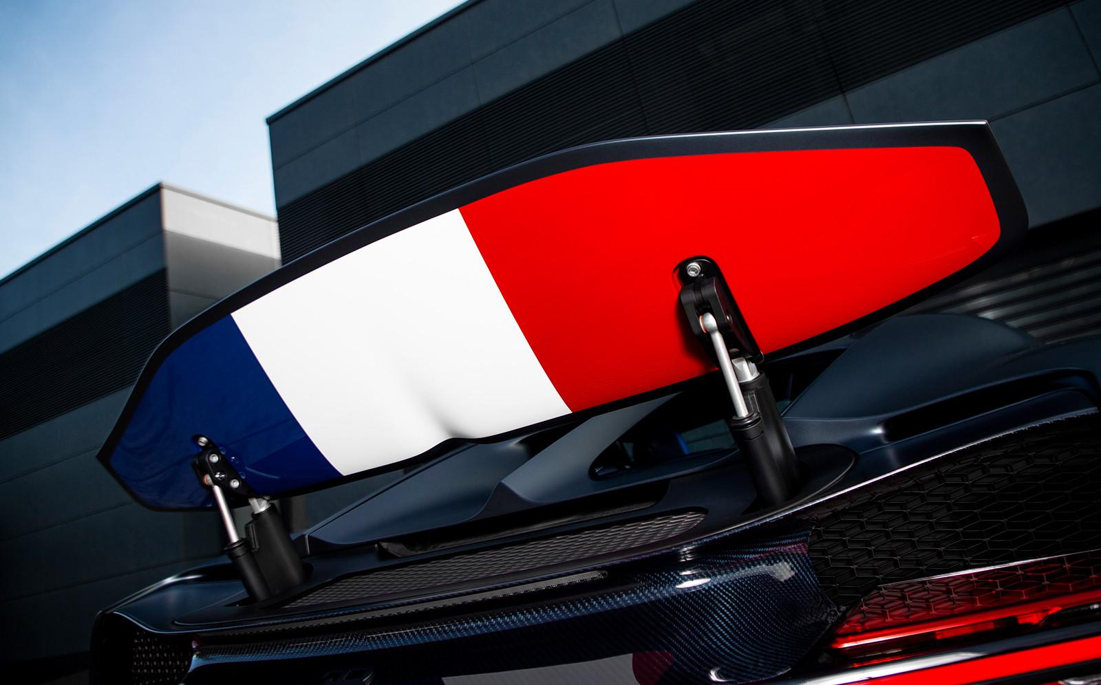 Foto de Bugatti Chiron Sport 110 ans Bugatti (6/12)