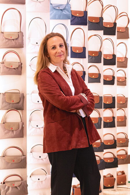 Benedicte Deigat General Manager De Longchamp En Espana Iv