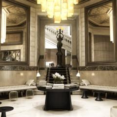 Foto 2 de 7 de la galería cotton-house-hotel en Trendencias Lifestyle