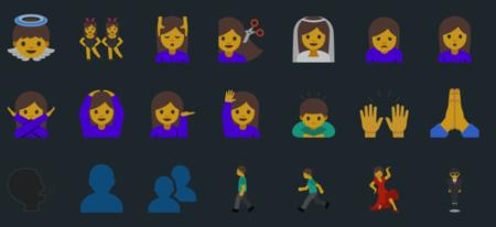 Así son los renovados emojis de Android N Developer Preview 2