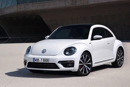 Volkswagen Beetle R-Line, en España desde 27.100  euros