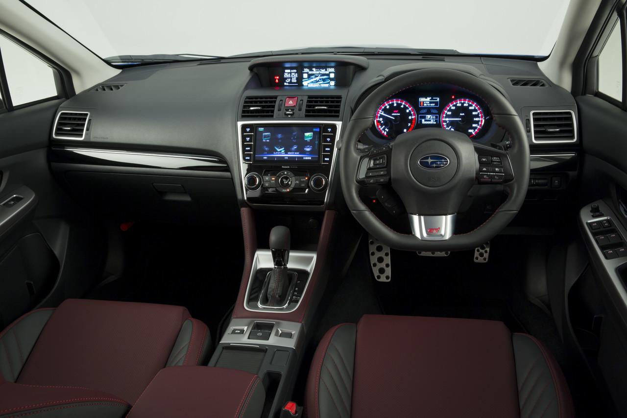 Foto de Subaru Levorg STI Concept (5/5)