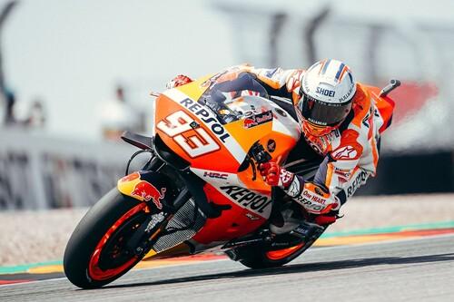 ¡Ha vuelto! Marc Márquez gana una carrera de MotoGP un año y medio después dominando desde la primera vuelta