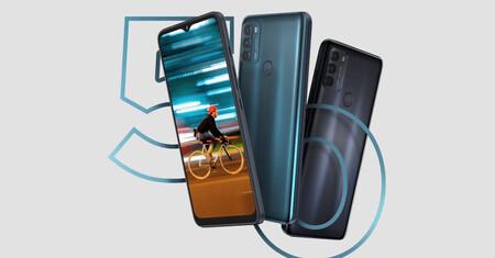 Motorola Moto G50: el 5G llega de la mano de una pantalla de 90 Hz y una batería de 5.000 mAh