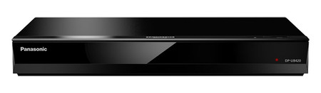 Panasonic Uhd Blu Ray Player Ub420 Front